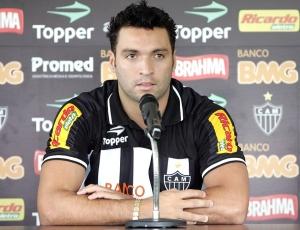 Daniel Carvalho disse que Luxemburgo pode endireitá-lo e devolver a motivação perdida