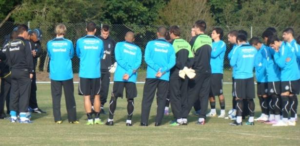 CT em Eldorado do Sul já foi usado pelo elenco principal do Grêmio
