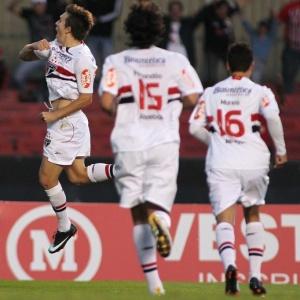 Dagoberto enfrenta grande temporada no São Paulo