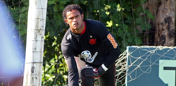 Goleiro defendeu o time carioca de 2006 a 2010 - Maurício Val/VIPCOMM
