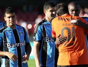 Na última partida pelo Brasileirão, o Grêmio perdeu para o São Paulo por 3 a 1 no Morumbi, em SP