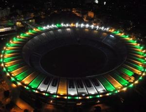 O Maracanã será palco de mais um importante clássico do futebol carioca e do futebol brasileiro