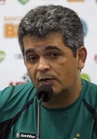Técnico Ney Franco ampliou a meta do time na Série B