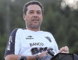Luxemburgo afirma que imprensa comete erro de avaliação ao dizer que clube não está contratando