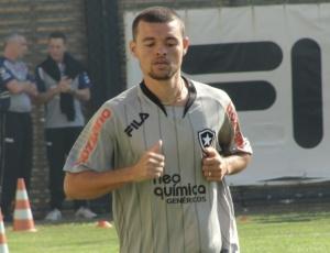 Lateral-esquerdo Marcelo Cordeiro terminou a fase pré-Copa do Mundo como titular do time alvinegro