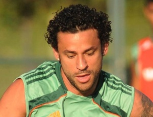Fred está focando na conquista do título brasileiro pelo Fluminense e não pensa em artilharia