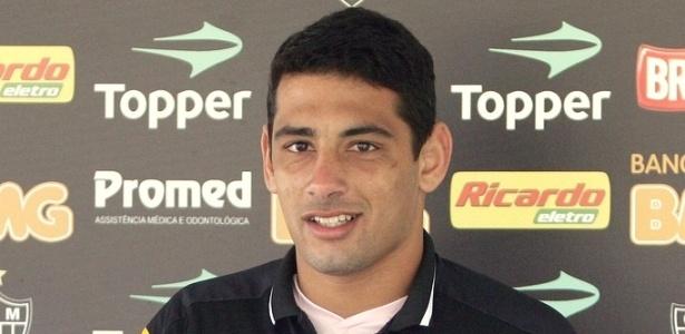 Diego Souza é apresentado pelo Atlético-MG