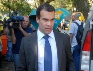 Michel Assef Filho não defenderá mais o goleiro Bruno, que está detido no Rio de Janeiro