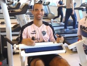 Atacante Diego Tardelli quer evitar cometer faltas bobas e, consequentemente, novas suspensões