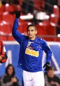 Wellington Paulista quer comemorar gol com companheiros