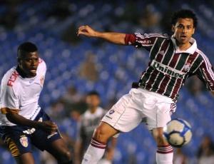 O empate com o Grêmio Prudente em 1 a 1 manteve o Fluminense na terceira posição do BR