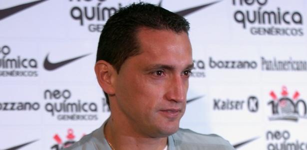 Bobadilla esteve no Corinthians entre julho e dezembro de 2010, mas não jogou