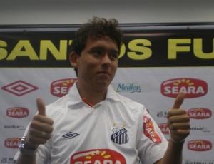 Keirrison herdou a camisa 9 de André. No entanto, jogador não deve atuar na estreia contra o Avaí