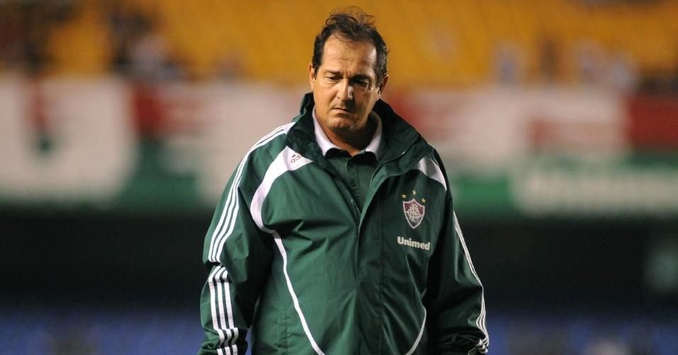 Muricy Ramalho, técnico do Fluminense