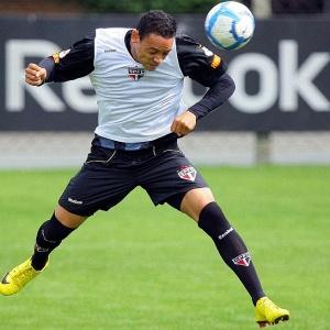 Ricardo Oliveira é inscrito na Libertadores e pode ser a surpresa do São Paulo na semi