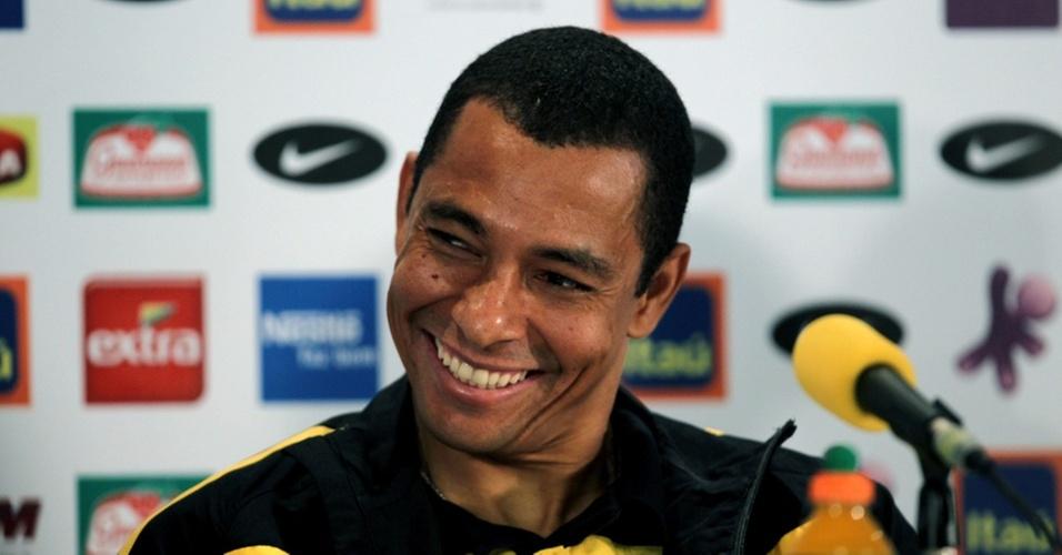 Gilberto Silva, jogador de futebol