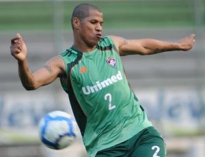 André Luís está contente por ter retornado ao Fluminense. zagueiro confia no grupo tricolor