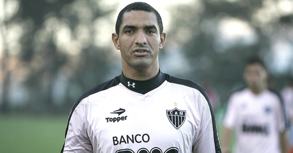 Fábio Costa vai disputar 1º clássico pelo Atlético-MG