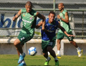 André Luis acredita que o Fluminense terá um duro duelo neste domingo, contra o time do Vasco