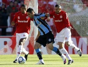 Em campo, Gre-Nal terminou empatado; depois, Grêmio reclamou de problemas no vestiário