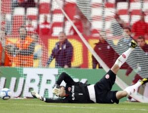 Silas elogiou atuação de Renan (f) que garantiu o 0 a 0 na avaliação do técnico gremista após o jogo