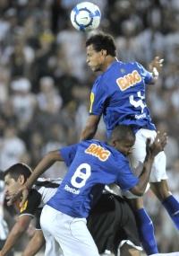 Edcarlos (f) volta ao Cruzeiro, mas Cuca não confirma dupla da zaga