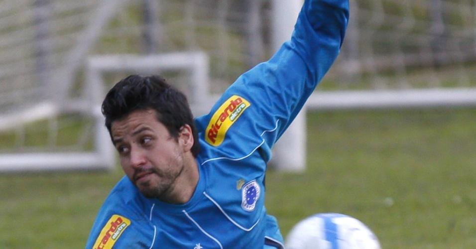 Fábio espera chance na seleção brasileira