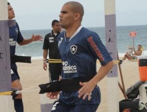 Lateral-direito Alessandro não vê facilidade nos jogos contra Atlético-MG e Atlético-GO