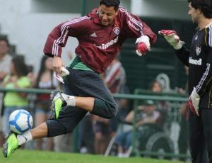 Fernando Henrique afirmou que o Fluminense tem espaço para receber atletas de boa qualidade