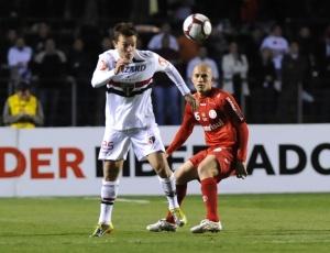 Dagoberto não entrou em campo desde a eliminação na Libertadores contra o Inter