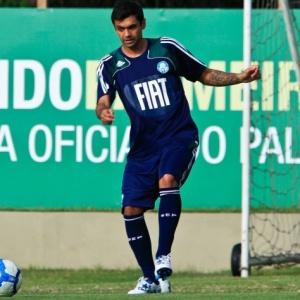 Apesar de aprovar últimas atuações, Danilo espera que o Palmeiras volte a conquistar vitórias