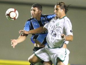 Grêmio e Goiás empataram em 1 a 1 no Serra Dourada e regulamento dá vantagem aos gaúchos