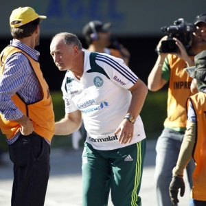 Luiz Felipe Scolari terá que encontrar o caminho para conduzir o Palmeiras para a próxima fase