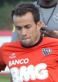 Rafael Cruz teve boa participação em sua estreia pelo Atlético-MG