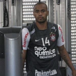 Ex-jogador do Cruzeiro, Thiago Heleno finalmente acertou com o Corinthians e teve o nome no BID