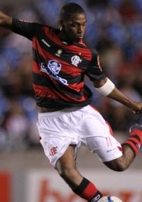 Renato Abreu teve atuação discreta no jogo de domingo, na derrota por 1 a 0 para o Atlético-PR
