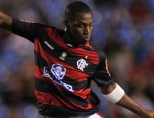 O meio-campo Renato Abreu ainda não teve uma grande atuação desde o seu retorno ao Flamengo