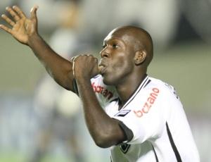 Somália marcou um dos gols na vitória do Botafogo sobre o Atlético-GO, sábado, no Serra Dourada