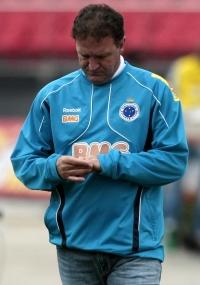 Cuca diz Cruzeiro ainda pode chegar ao título brasileiro