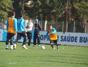 Renato Gaúcho gostou do que viu em seu segundo jogo no comando do Grêmio e deve repetir o time