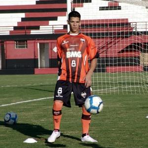 Diguinho foi cedido por empréstimo pelo Botafogo até o final da disputa do Campeonato Brasileiro