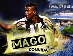 Meio-campo Maicosuel será a principal atração na visita guiada ao estádio Olímpico João Havelange