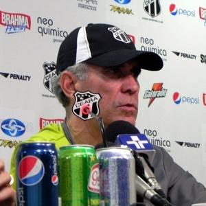 Mário Sérgio chegou na última terça-feira e quer reduzir o elenco do Ceará de 40 para 25 jogadores