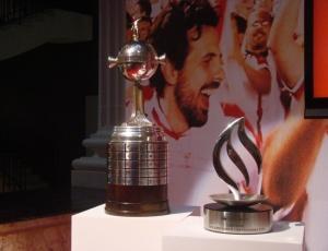 Troféu da Libertadores será entregue nesta quarta; Inter ainda não está garantida na edição de 2011