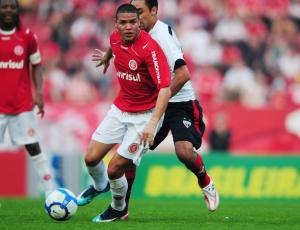 Atacante Marquinhos voltou a campo neste domingo, após oito meses afastado por lesão