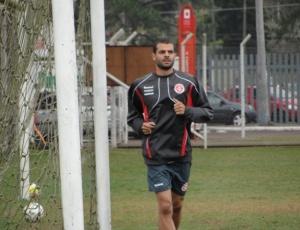 Atacante Ilan pode ser a novidade na delegação que viaja para enfrentar o São Paulo na quinta