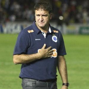 Para Cuca, time celeste foi bem técnica e taticamente na vitória sobre o Flamengo