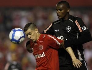 D'Alessandro jogou pela última vez com a camisa do Inter contra o Botafogo, no dia 28 de agosto