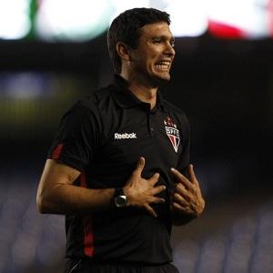 Com um turno inteiro pela frente, Baresi projeta classificar o São Paulo para a Libertadores