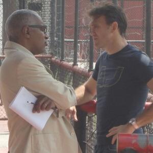 Petkovic conversou com supervisor Isaias Tinoco